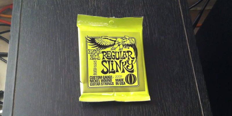 Review of Ernie Ball 2221 Regular Slinky 10-46