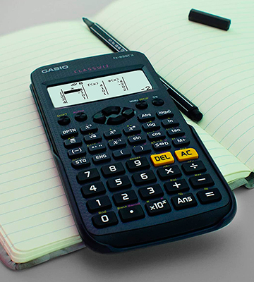 Review of Casio FX-83GTX Scientific Calculator