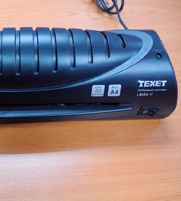 Review of Texet LMA4-V Laminator