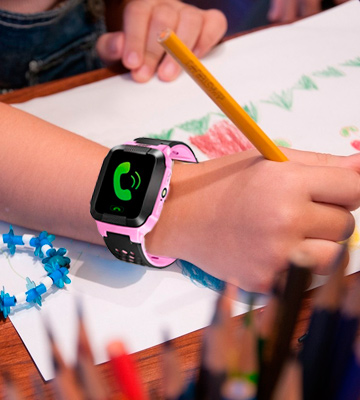 Review of Galso Kids Smartwatch Waterproof GPS Tracker, Camera Watch