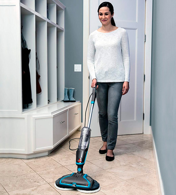 Review of Bissell 2052E SpinWave Mop