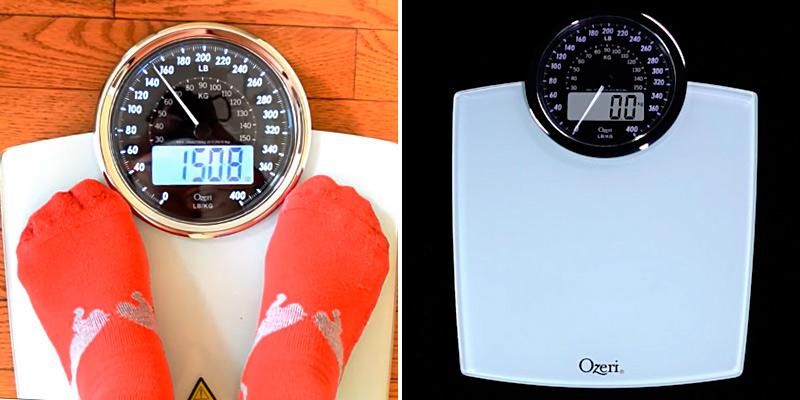 Review of Ozeri Rev Digital Bathroom Scale