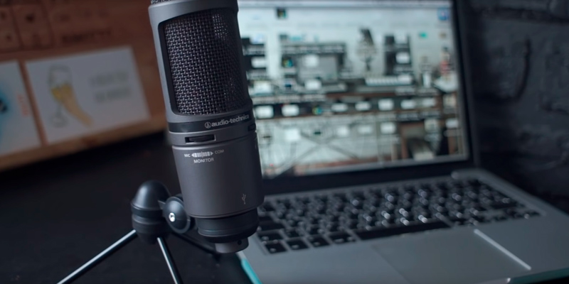 Detailed review of Audio-Technica AT2020USB Plus
