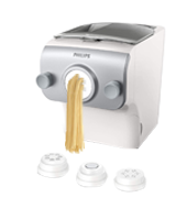 Philips HR2375/05 Plastic Pasta Maker