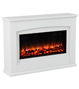Endeavour Fires and Fireplaces Danby E119R/118S Electric Fireplace