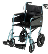 Days Escape Lite Attendant Aluminium Wheelchair
