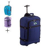 Cabin Max Lyon Carry on Trolley Backpack