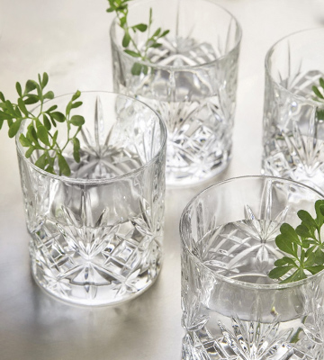 Review of RCR 25935020006_Trasparente Whisky Tumblers Glasses