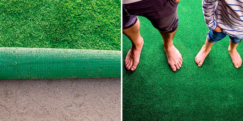 Review of GardenKraft 26079 Roll 4m x 1m 15mm Artificial Grass