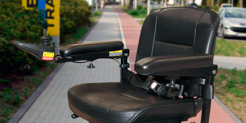Review of Roma Medical Reno II Indoor Powerchair Electric Travel Chair