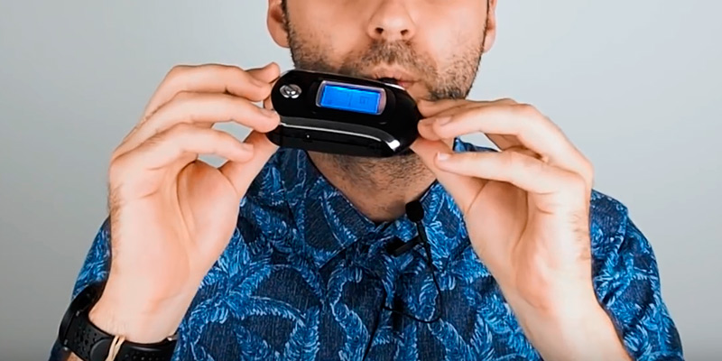 Review of VicTsing GECA002BB Digital Breath Analyzer with Semi-conductor Sensor