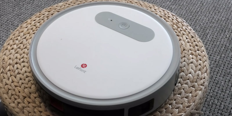Review of Lefant M501-A Robotic Vacuum Cleaner with Mop