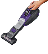 BLACK + DECKER DVJ325BFSP-GB Lithium-Ion Pet Hand Vacuum