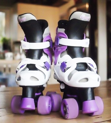 Review of Osprey TY4803 Adjustable Roller Skates
