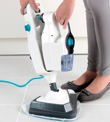 Review of Vax Steam Fresh Combi Multifunction Steam Mop