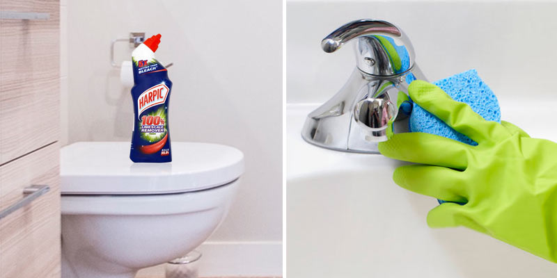 Review of Harpic Fresh Limescale Remover