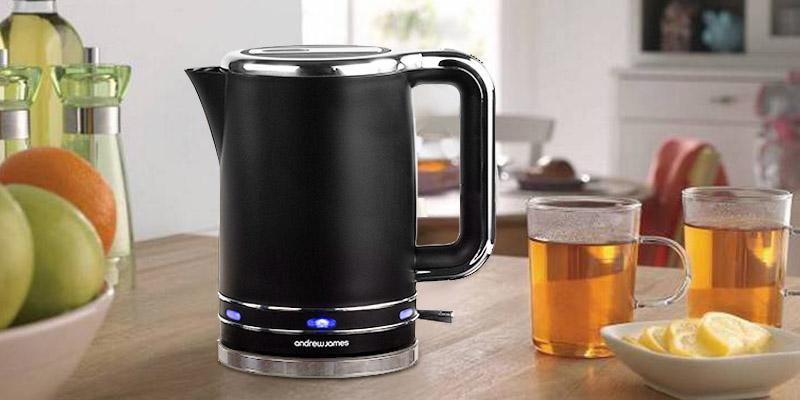 Review of Andrew James Lumiglo Electric Kettle, 1.7 L, 3000 W