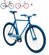 Cheetah 3106 Fixed Gear Bicycle