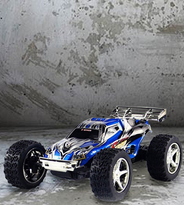Review of DeeXop Speed Racing RC Car