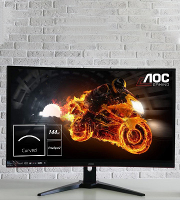 Review of AOC (C32G1) 31.5 Curved FHD Gaming Monitor (Freesync, 144Hz)