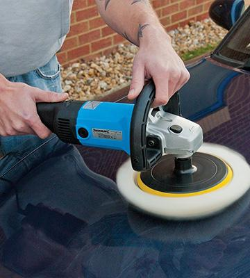 Review of Silverline 264569 Polisher