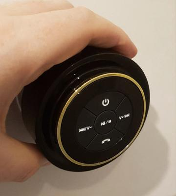 Review of Ifoxcreations NU-AUJY-BCL3 Shower Speaker