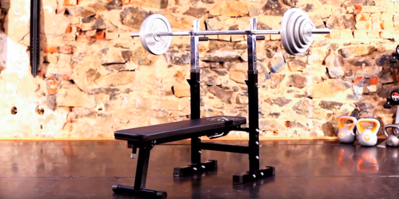 Review of MiraFit M1 Adjustable Folding Weight Bench with Dip Station