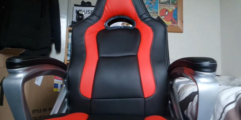 Cherry Tree MO 30 Gaming Chairs in the use