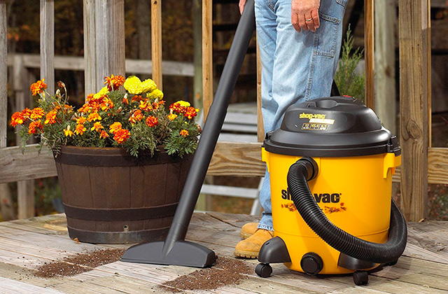 Best Shop-Vac Wet Dry Vacuums for Domestic and Professional Use
