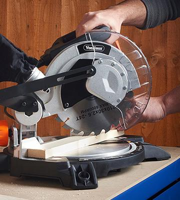 Review of VonHaus Multi-Purpose Compound Mitre Saw