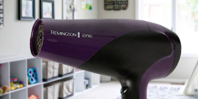 Review of Remington D3190 Ionic Hair Dryer with Ionic Conditioning