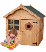 Waltons Honeypot Snug Wooden Playhouse