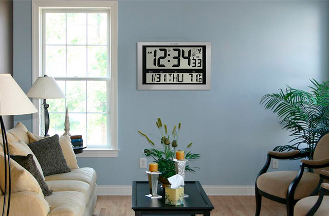 Best Digital Wall Clocks