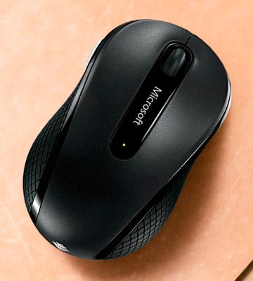 Review of Microsoft 4000 Wireless Mobile Mouse