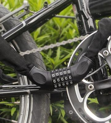 Review of Marsboy TY732 Bike Lock Combination
