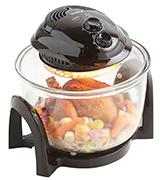 VonShef Mini Halogen Air Fryer Oven