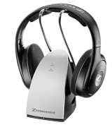 Sennheiser RS120 Wireless Headphone for TV
