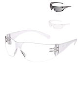 3M Virtua Clear Lens 71500-00001 Safety Glasses