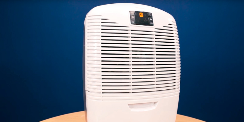 Review of Ebac 3850e Dehumidifier for Condensation