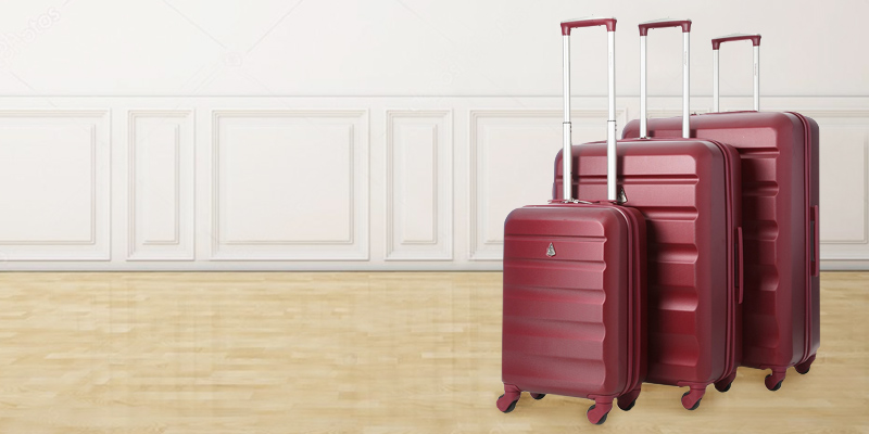 Review of Aerolite Lightweight Suitcases 3-Piece Luggage Set