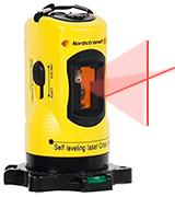 Nordstrand CL01 Self Levelling Cross Line Laser Level