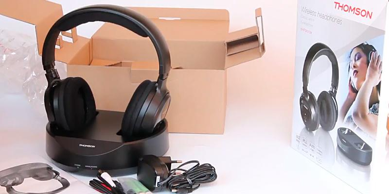 Review of Thomson WHP3001BK Wireless Headphones