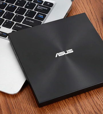 Review of ASUS SDRW-08U7M-U ZenDrive External Ultra-Slim DVD Rewriter with M-Disc