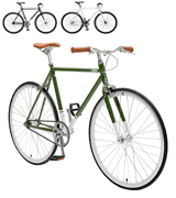 Critical Cycles Harper Single-speed Fixed Gear Bike