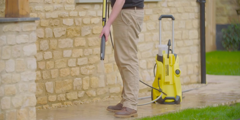 Detailed review of Karcher K4 Full Control Pressure Washer