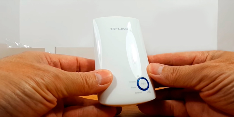 Review of TP-LINK TL-WA850RE N300 WLAN Repeater