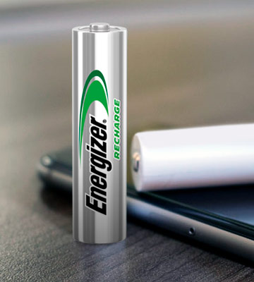 Review of Energizer Recharge Extreme AAA Rechargeable Batteries