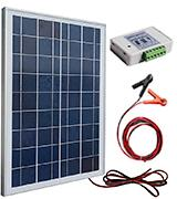 ECO-WORTHY Polycrystalline PV Solar Kit
