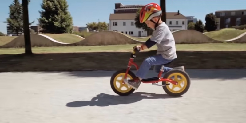 Puky Laufrad Standard Balance Bike in the use