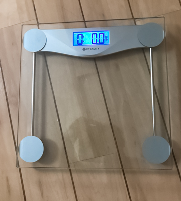 Review of Etekcity Step-On Technology Digital Body Weighing Bathroom Scales